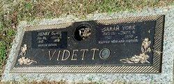 Henry Clinton Videtto, Sr