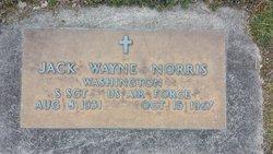 Jack Wayne Norris