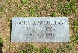 James Joseph McQuillan, Sr