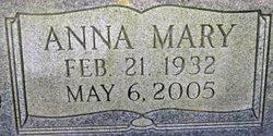Anna Mary Bailey