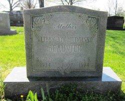 Libby Joy <I>Hudgins</I> Beauvier