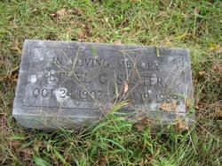 Ethel Slater