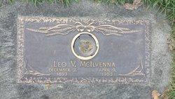 Leo V McIlvenna