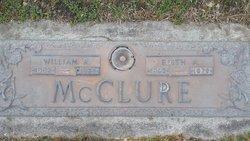 Edith Adolphia <I>Chadduck</I> McClure