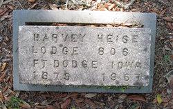 Harvey Harold Heise
