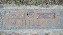 Ralph E Hill
