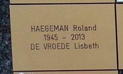 Roland Haegeman