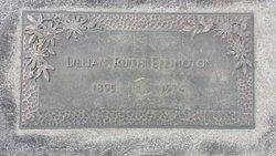 Lillian Ruth Ellington