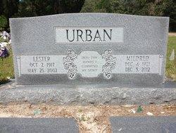 Mildred Louise <I>Brown</I> Urban
