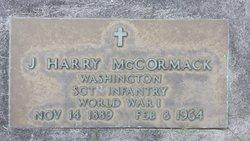 J Harry McCormack