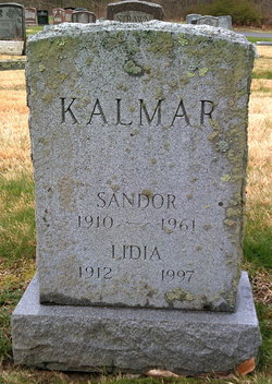 Lidia Kalmar