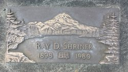 Ray D Shriner