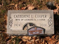 Catherine L Cooper
