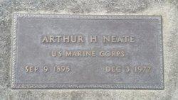 Arthur H Neate