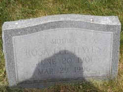 Rosa Lee Hayes