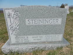 Charles William Steininger
