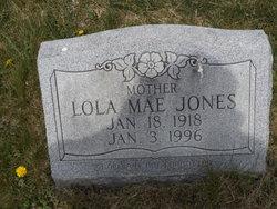 Lola Mae Jones