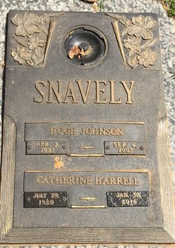 Hugh Johnson Snavely