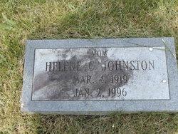 Helene C. Johnston