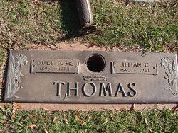 Duke D. Thomas, Sr