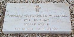 Thomas Alexander Williams