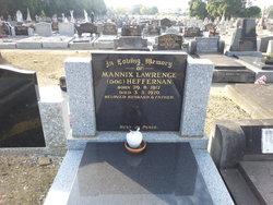 """Mannix Lawrence """"Doc"""" Heffernan"""