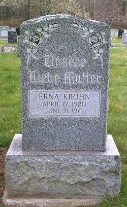 Erna Krohn