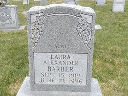 Laura Alexander Barber