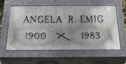 Angela R Emig