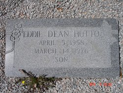 Eddie Dean Hutto