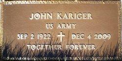 John Kariger