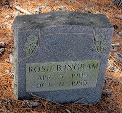 Rosie B Ingram
