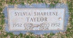 Sylvia Sharlene Taylor