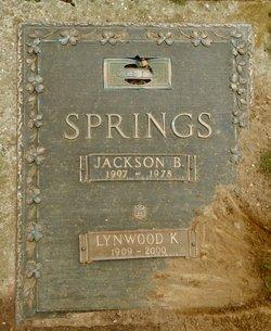 Jackson B Springs