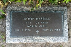 Roop R Hassell