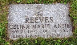 Celina Marie Reeves