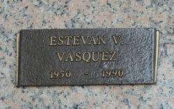 """Estevan V. """"Steve"""" Vasquez"""