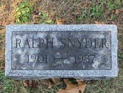 Ralph Snyder