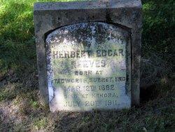 Herbert Edgar Reeves