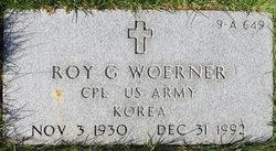 CPL Roy George Woerner