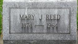 Mary Jane <I>Trickey</I> Reed