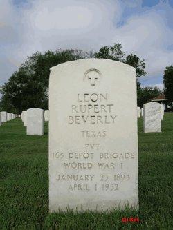 Leon Rupert Beverly