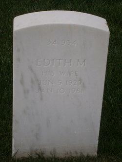 Edith Marion <I>Hall</I> Bilyeu