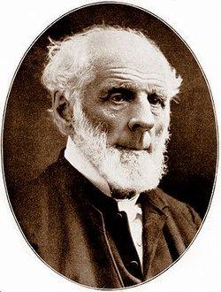 Rev Frederick Dan Huntington