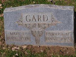 Edward M Gard
