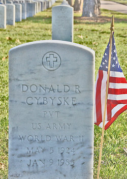 Donald R Cybyske