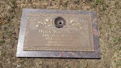 Olga Louisa <I>Wills</I> Kerr