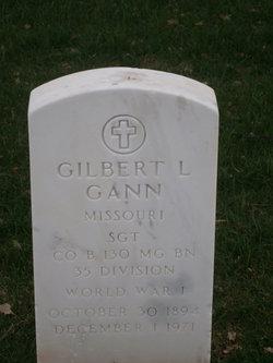 Gilbert L Gann