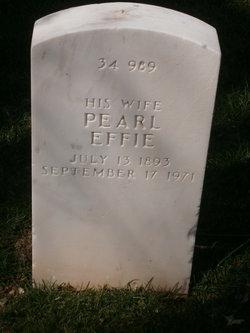 Pearl Effie Gann