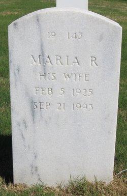 Maria R Garcia